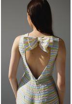Платье из эксклюзивной органзы