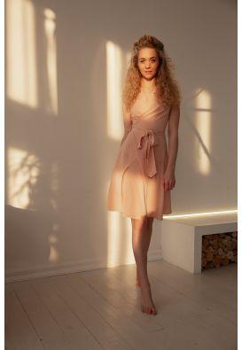 Домашнее платье на запах