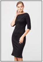 Черное платье - футляр