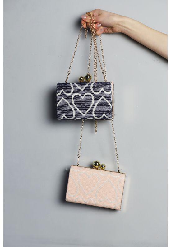Эксклюзивная сумка-клатч