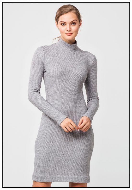 Платье из мягкого натурального трикотажа