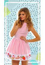 Платье New Look зефирно-розового цвета
