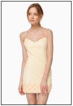 Платье-сарафан мини