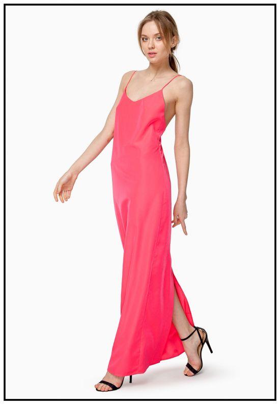 Платье-сарафан на бретелях