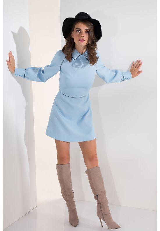 Стильное платье мини