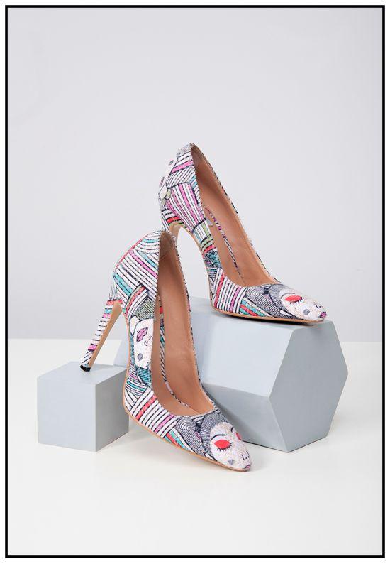 Туфли из лимитированной коллекции